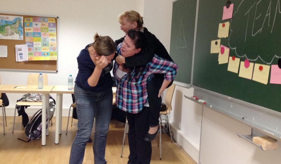 Teambuilding bohn-consultancy Hildegard Bohn Worms